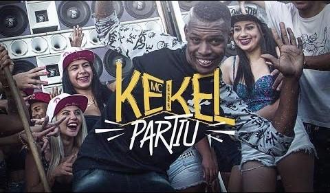 MC KEKEL – PARTIU