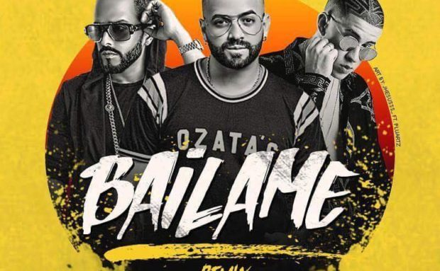 Nacho Ft. Yandel Y Bad Bunny – Bailame (Remix)