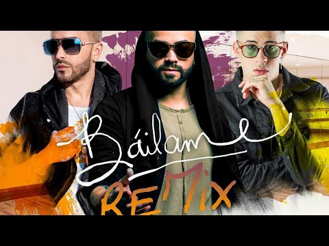 [Video] Nacho, Yandel, Bad Bunny – Báilame (Remix)
