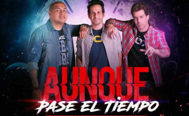 Os Almirantes Feat. RD Maravilla y Andier – Aunque pase el tiempo