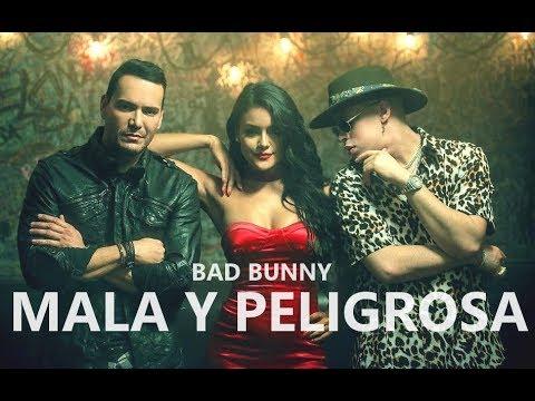 [Video] Víctor Manuelle – Mala y Peligrosa (Official Video) ft. Bad Bunny