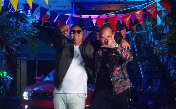 Ramiro Blaster Ft Tommy Real Bailando Video Oficial